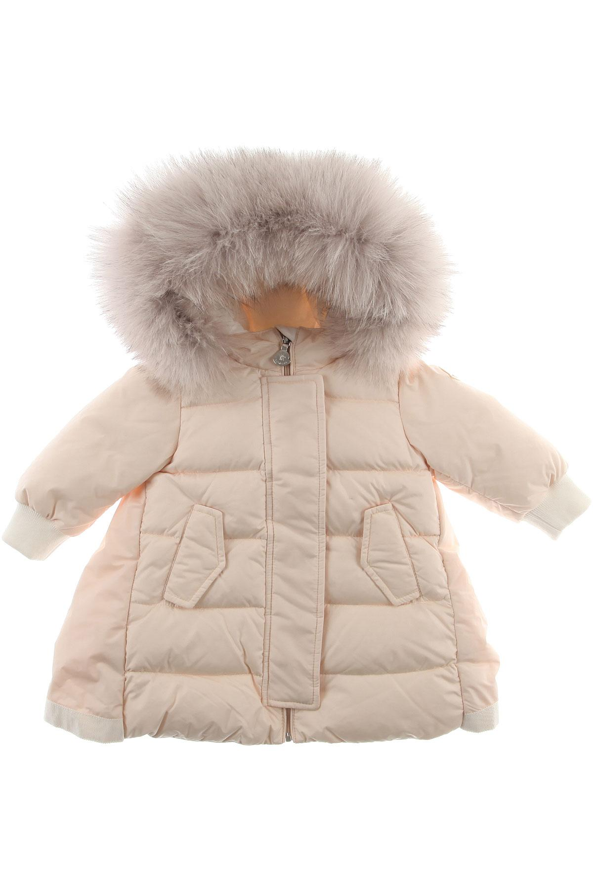 4f1f9455ce82 Girls Down Baby Jacket For Moncler Lyst wEvqXp
