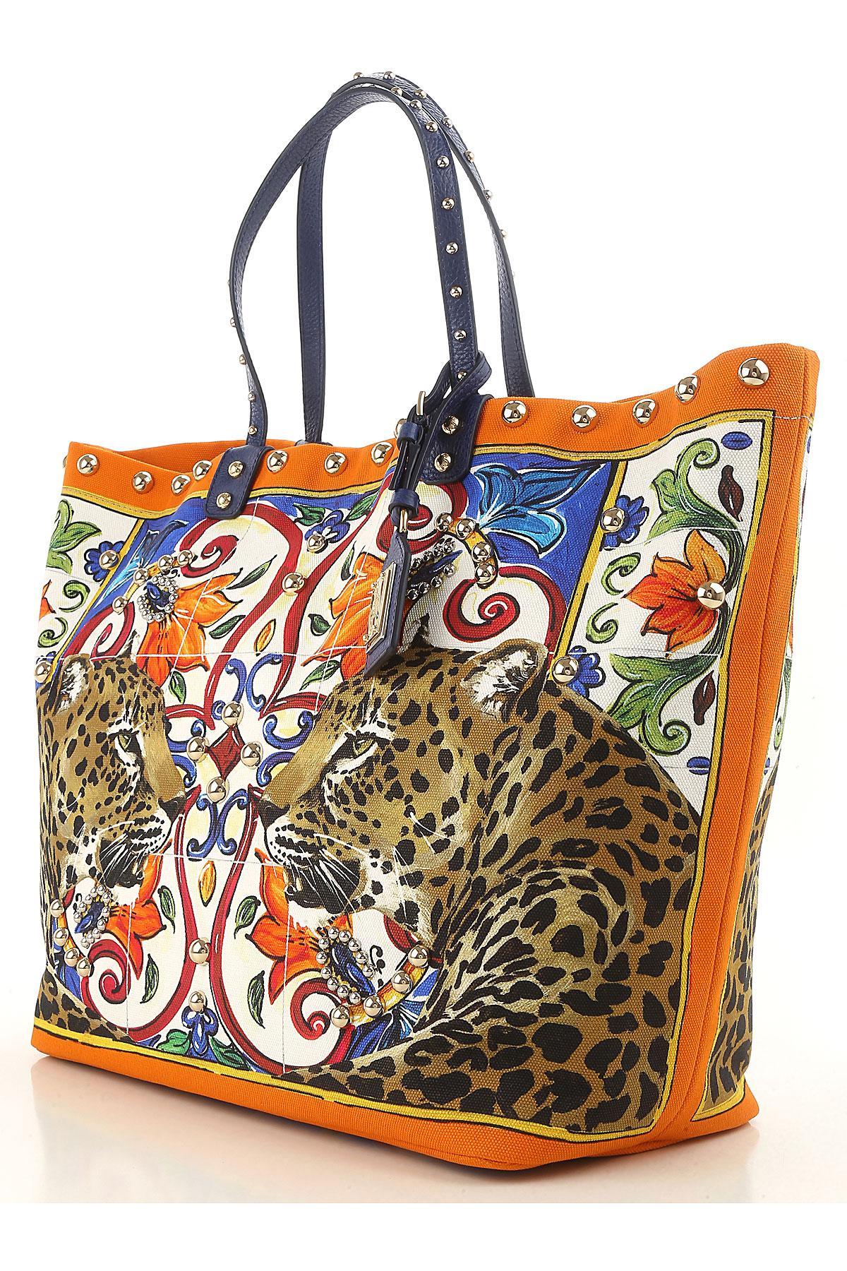375ca5d5b9391 Dolce   Gabbana - Blue Sac Cabas Pas cher en Soldes - Lyst. Afficher en  plein écran