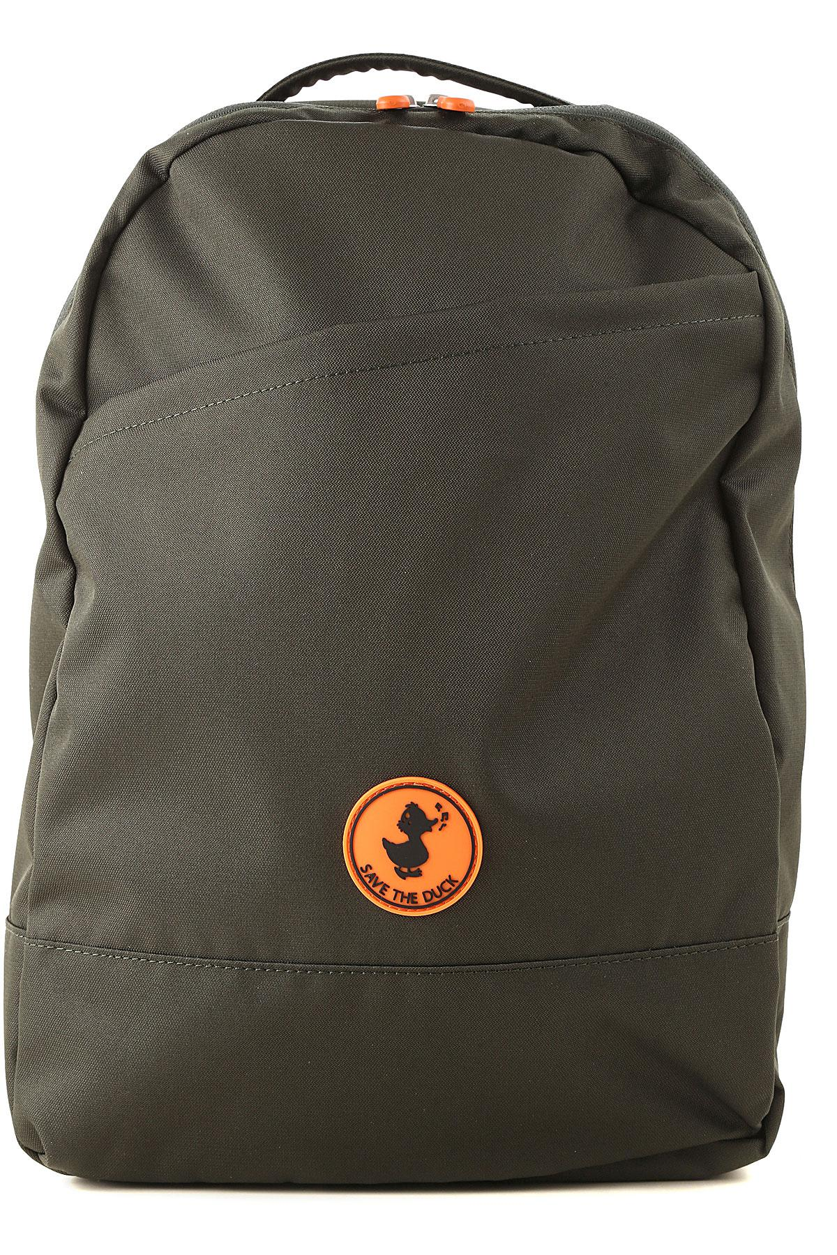 Lyst - Save The Duck Backpack For Women On Sale in Green a971ae011378c