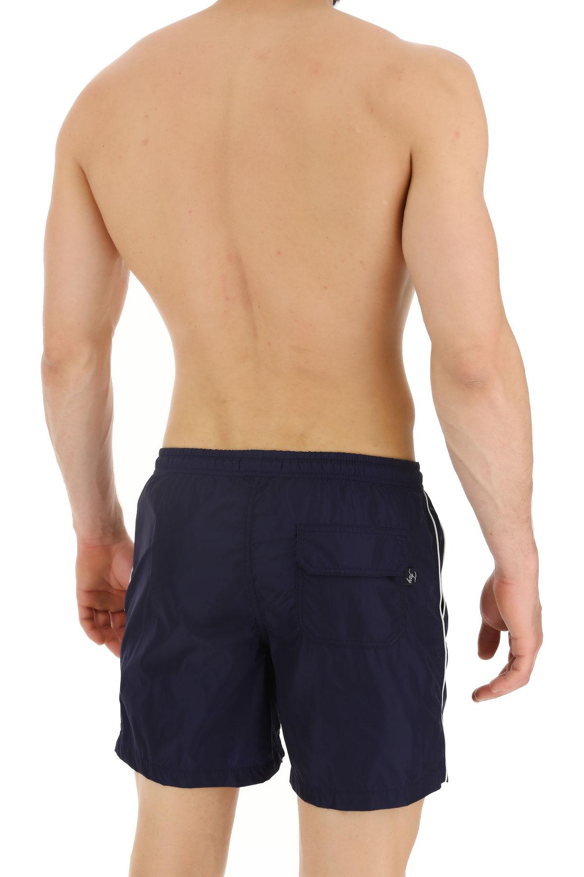 huge selection of a34ce fd2c0 Fay Swim Shorts Trunks For Men On Sale In Outlet in Blue for ...
