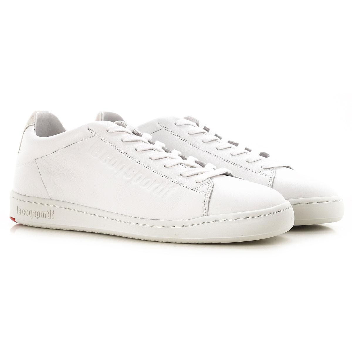 ecfc41f88af8 Lyst - Le Coq Sportif Sneakers For Women On Sale in White