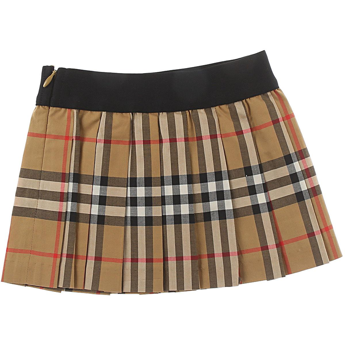 bd916ee272bf Lyst - Burberry Baby Skirts For Girls