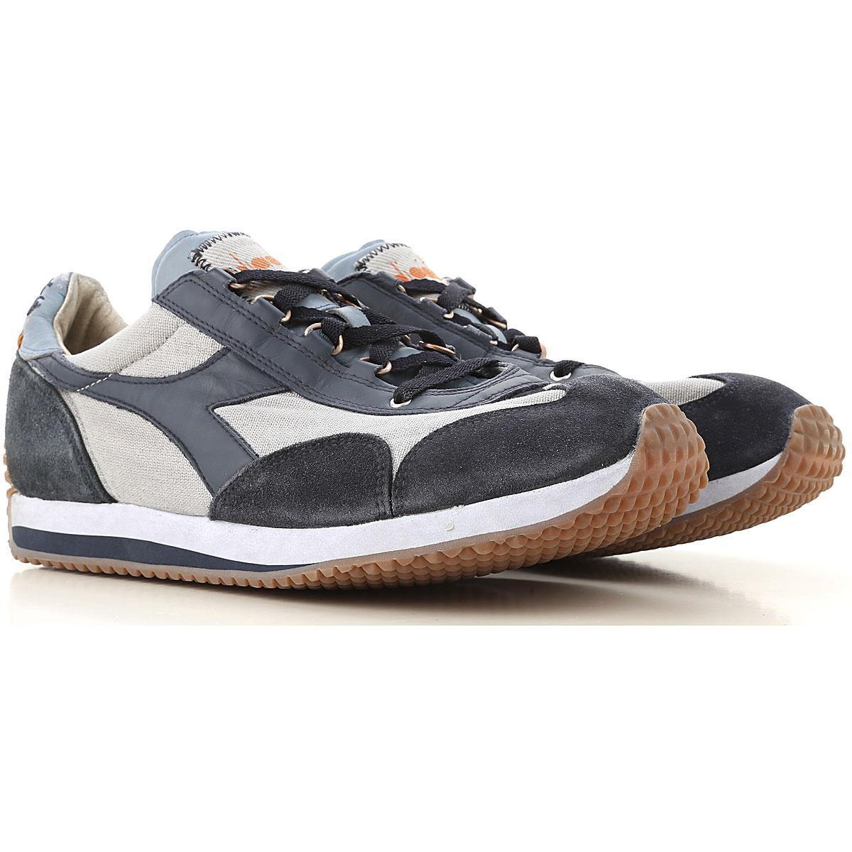 e116b205 Diadora Shoes For Men in Blue for Men - Lyst