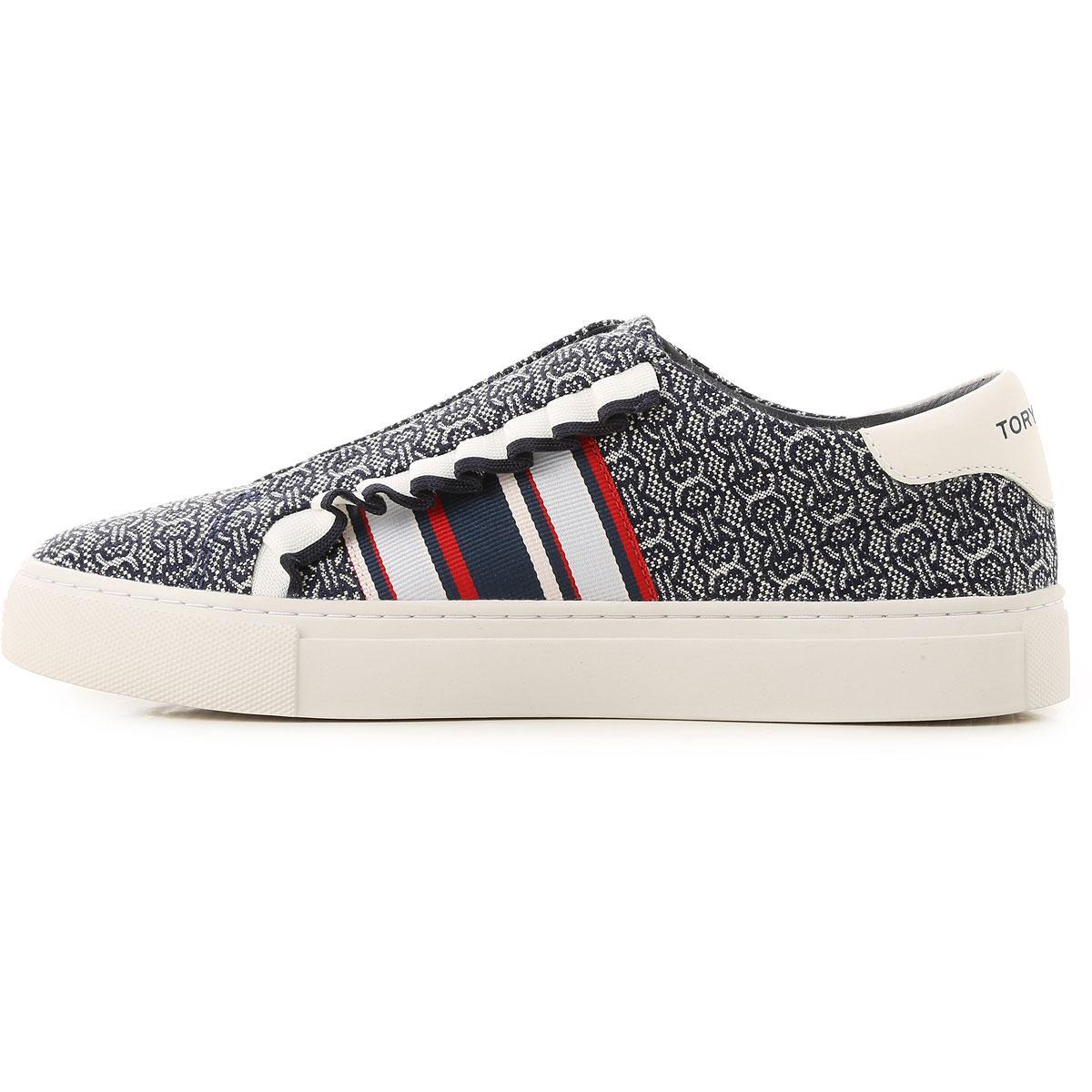 Tory Burch Sneakers For Women On Sale In Blue Lyst