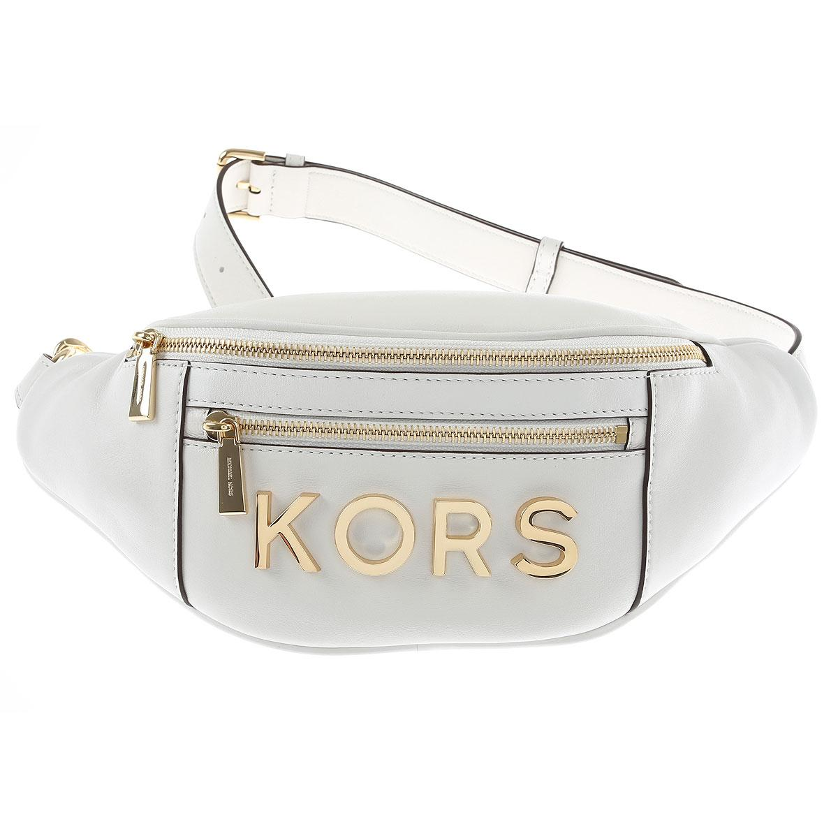 3c74188b7c3d Lyst - Michael Kors Shoulder Bag For Women in White