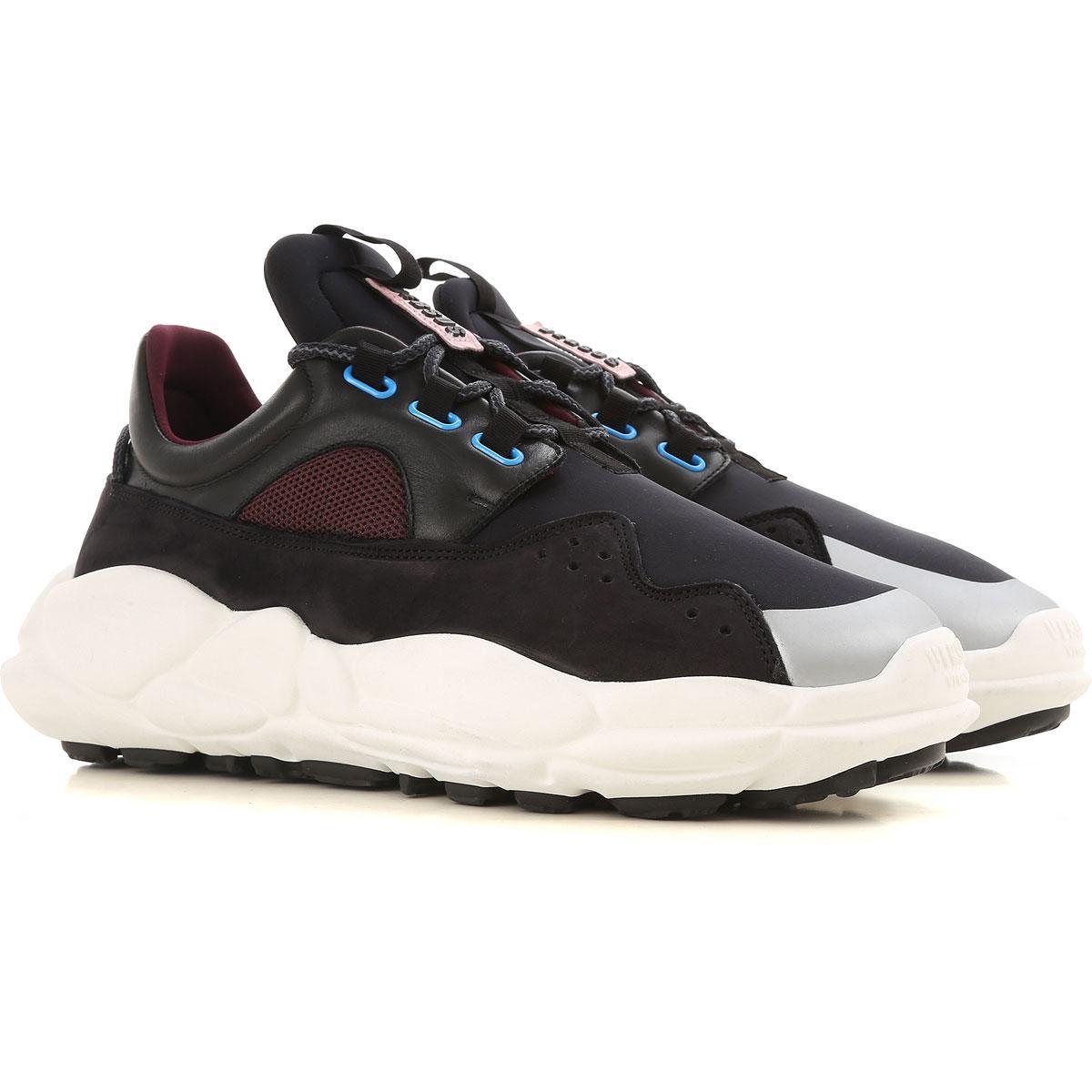 943094e2b51 Versace Shoes For Men in Black for Men - Lyst