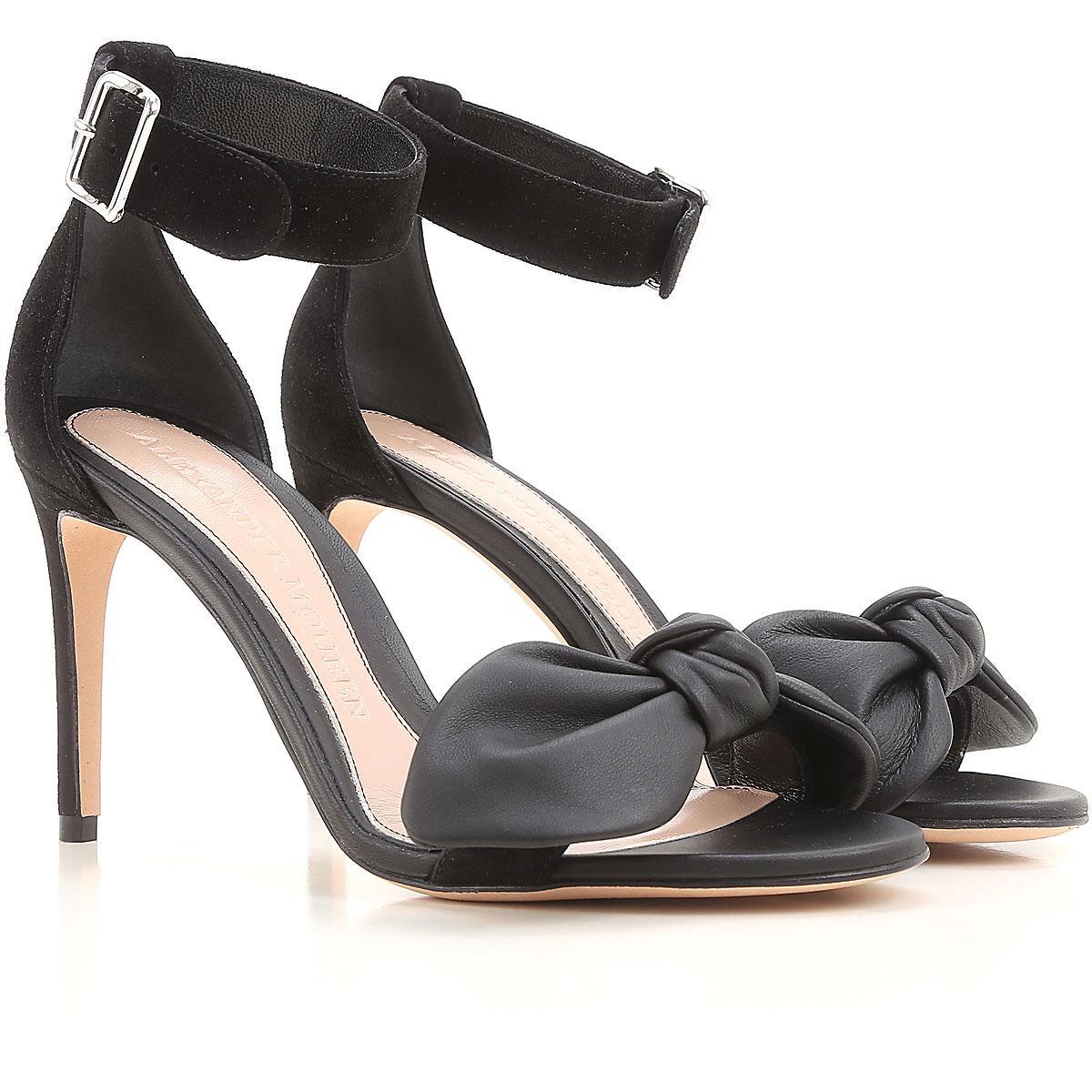 Lyst - Alexander Mcqueen Shoes For Women in Black