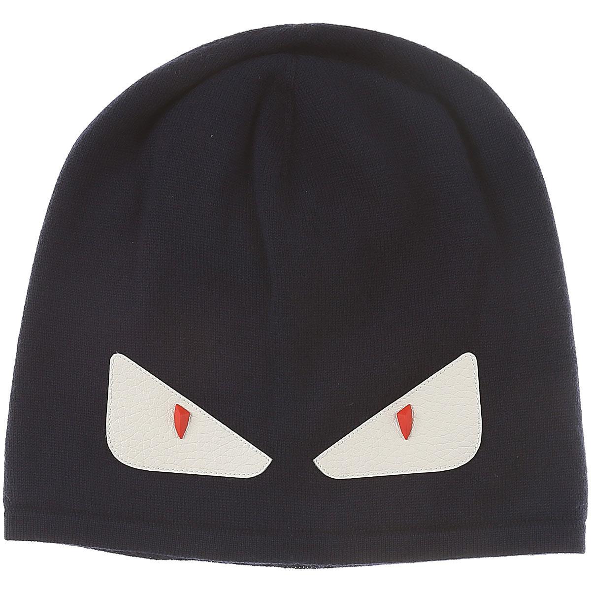 Lyst - Fendi Hat For Women On Sale In Outlet in Blue for Men 2c30b69393c