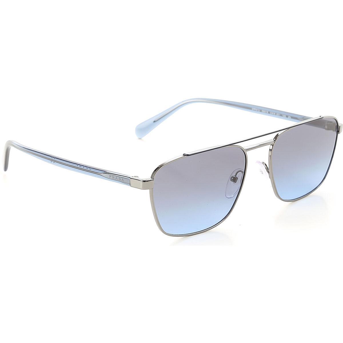 a0fefced28 Prada - Metallic Gafas de Sol Baratos en Rebajas - Lyst. Ver en pantalla  completa