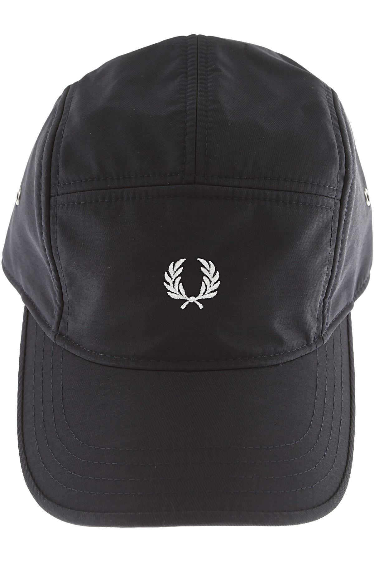 c3ede2dbed7 Lyst - Fred Perry Hat For Women On Sale in Blue for Men