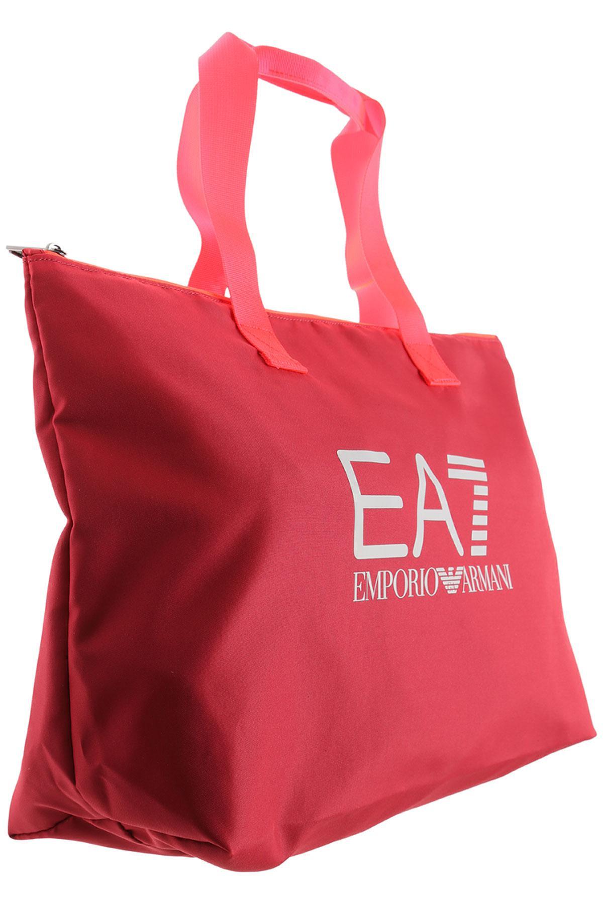 7ff4034b26d5 Lyst - Giorgio Armani Handbags in Red - Save 5.555555555555557%