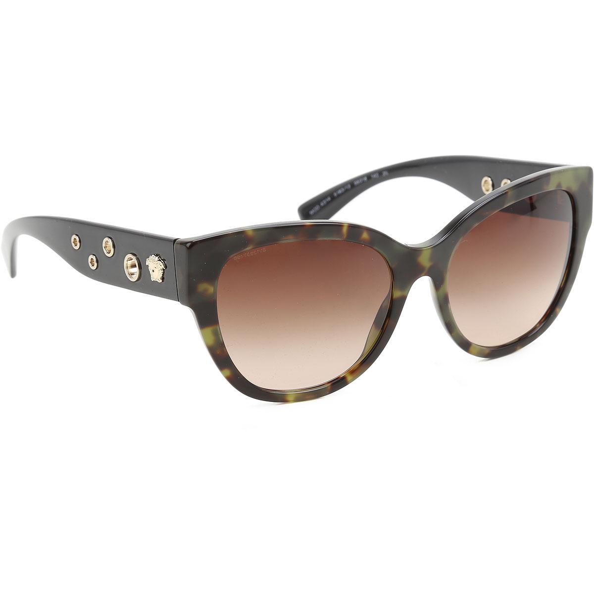 2ef6e1c9aa Gafas y Lentes de Sol Baratos en Rebajas Versace - Lyst