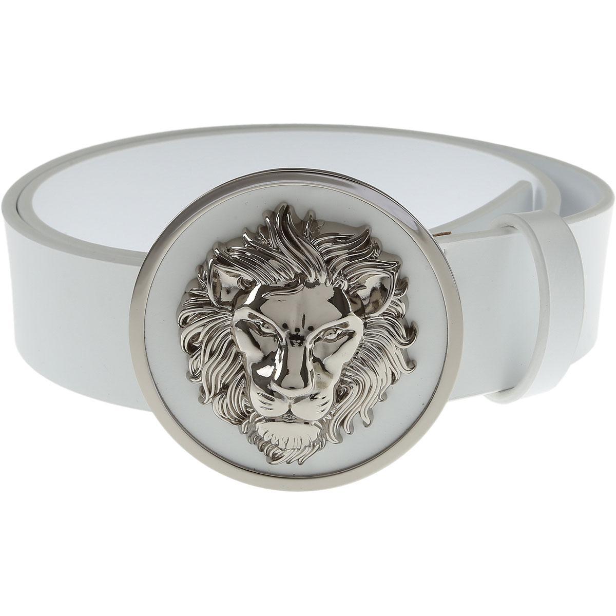Lyst - Cinturones para Hombres Versace de hombre de color Blanco 85088a6b1534