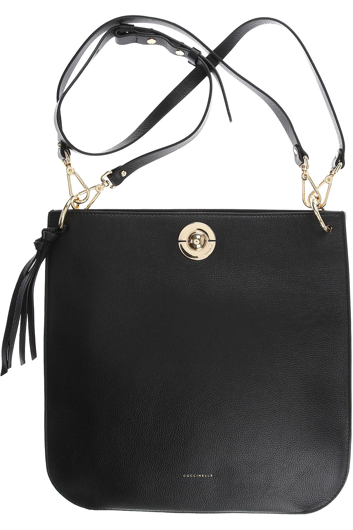 2901f1486a Coccinelle Handbags in Black - Lyst