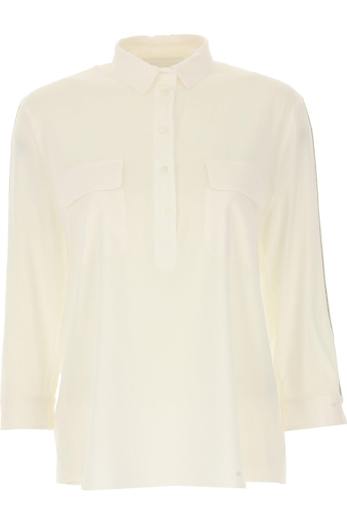a70aaabff087d Lyst - Fabiana Filippi Shirt For Women in White