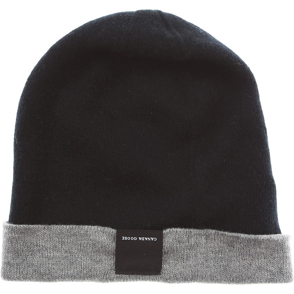 1e0201c6bad Canada Goose - Black Hat For Women for Men - Lyst. View fullscreen