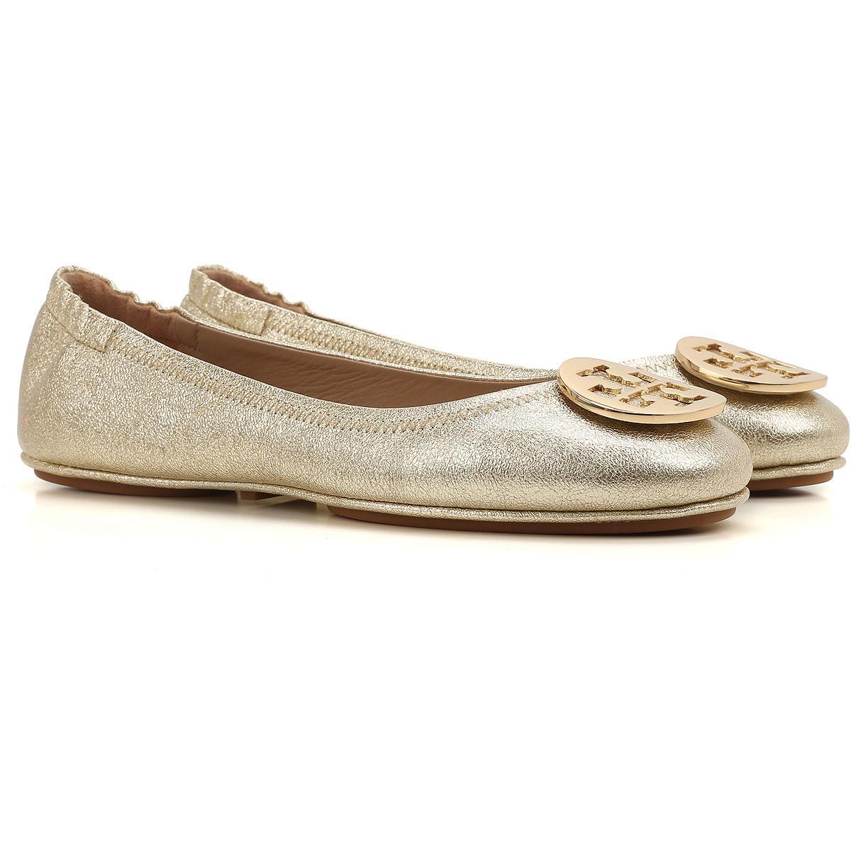 6ba76072975c Lyst - Tory Burch Ballet Flats Ballerina Shoes For Women On Sale In ...