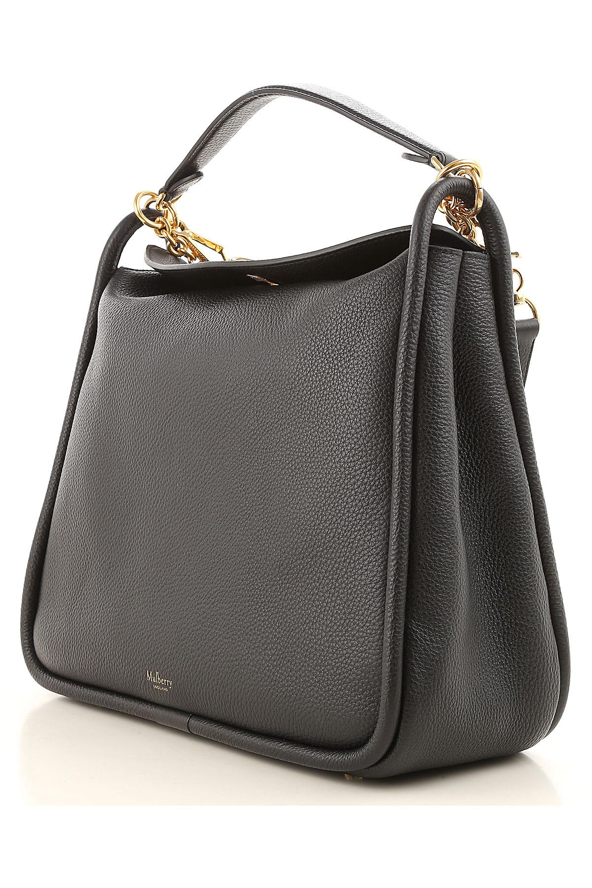 522e8e503ef3 Mulberry - Black Tote Bag On Sale - Lyst. View fullscreen