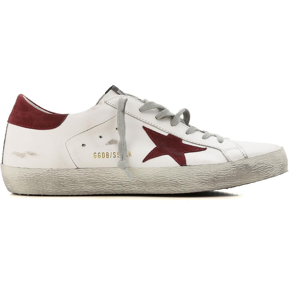 Lyst - Golden Goose Deluxe Brand Sneakers For Men in White for Men e66f54e07