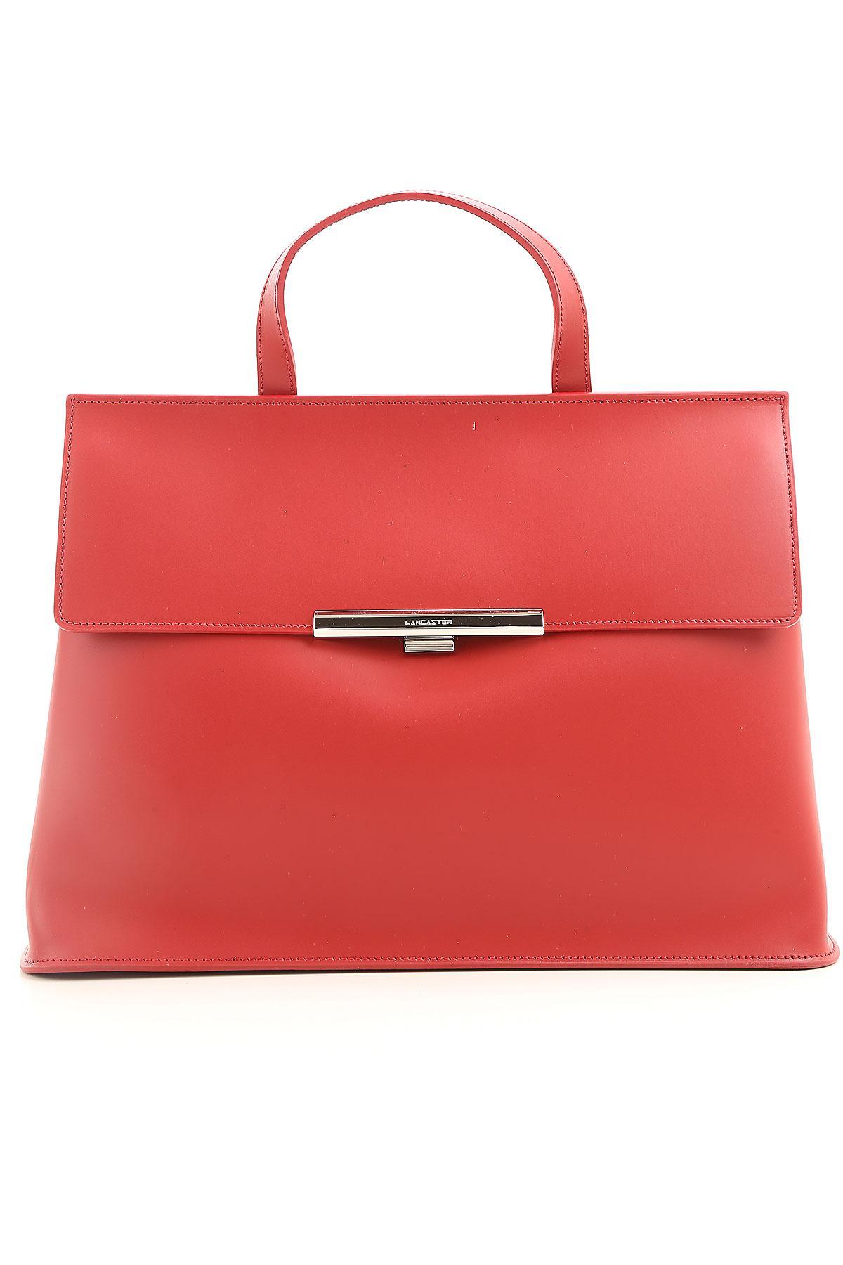 281e4e9f892 Lyst - Lancaster Tote Bag On Sale in Red