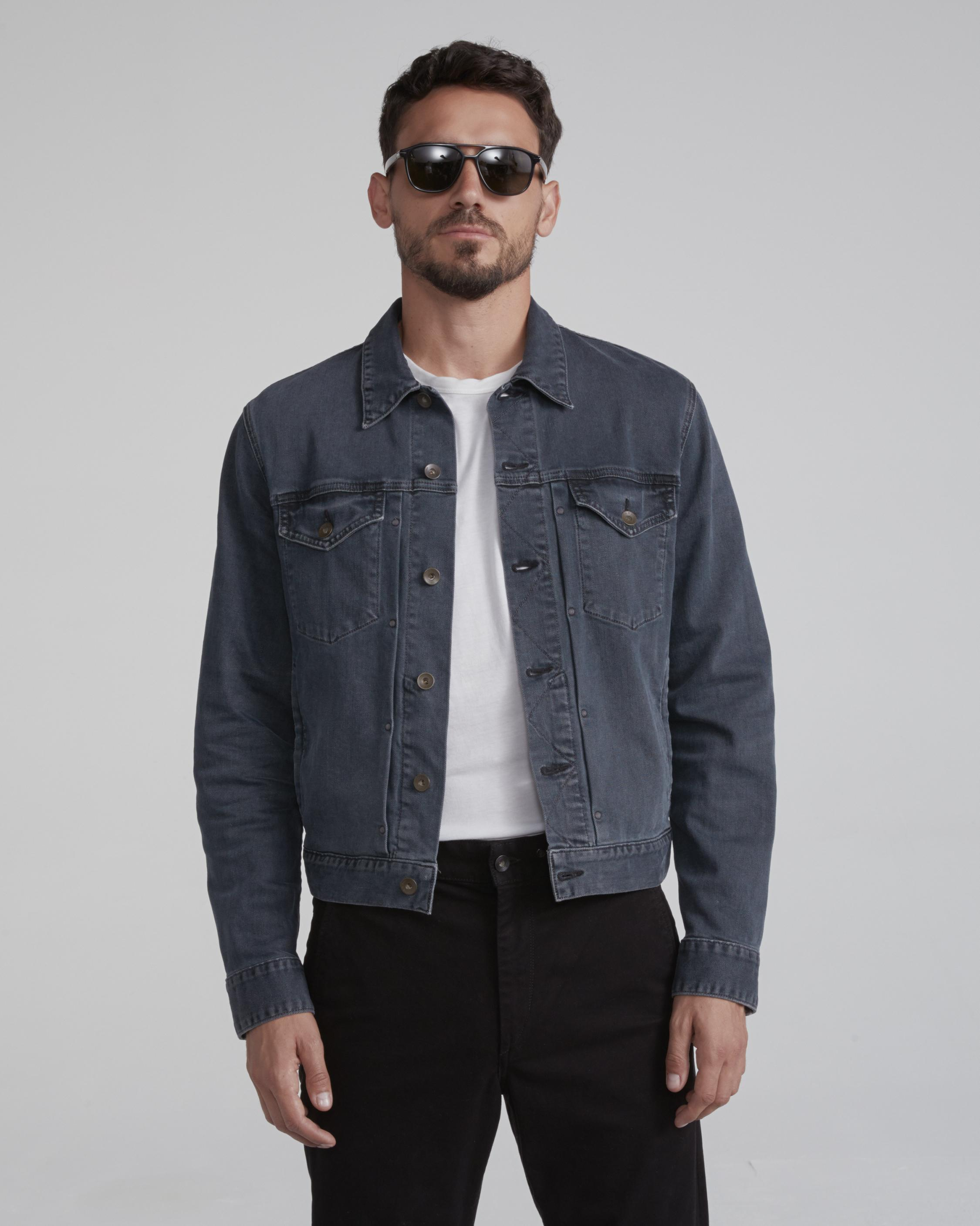 5621a0413eb1a Rag   Bone Definitive Jean Jacket in Blue for Men - Lyst
