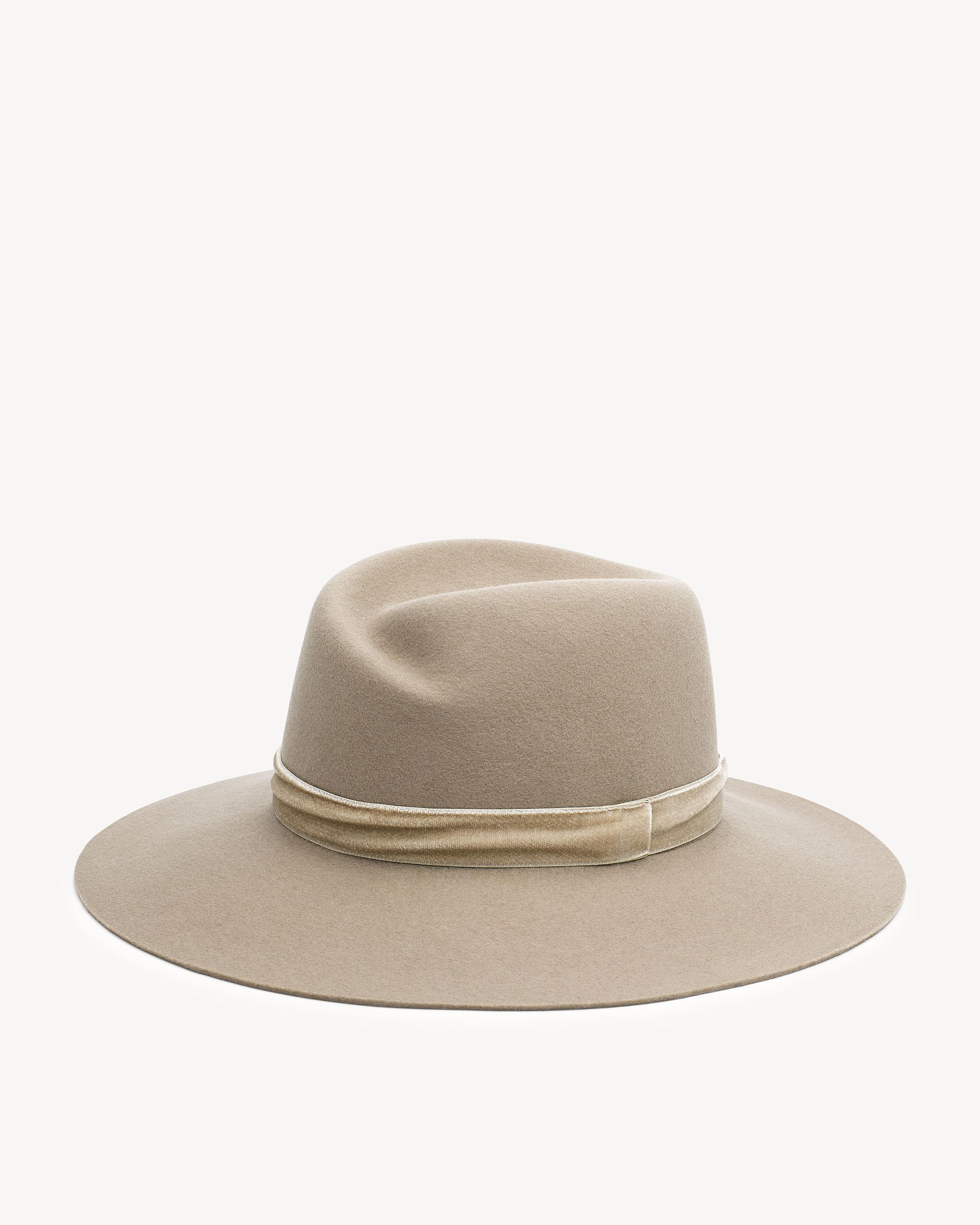 Rag   Bone Zoe Wool Fedora Hat - Save 1.0810810810810807% - Lyst 2b614149c4c7
