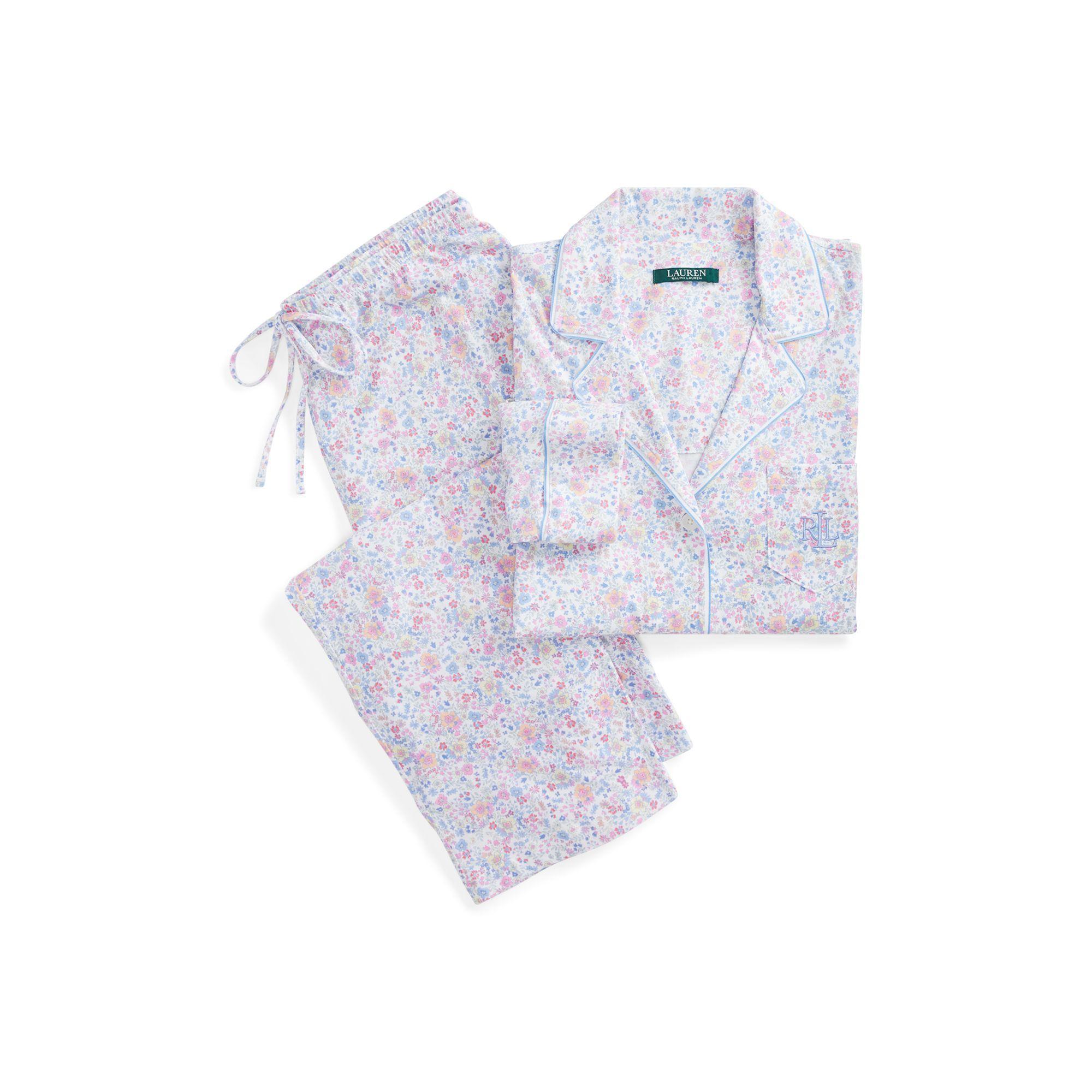 Ralph Lauren. Women s Floral Sateen Sleep Set 672821a95