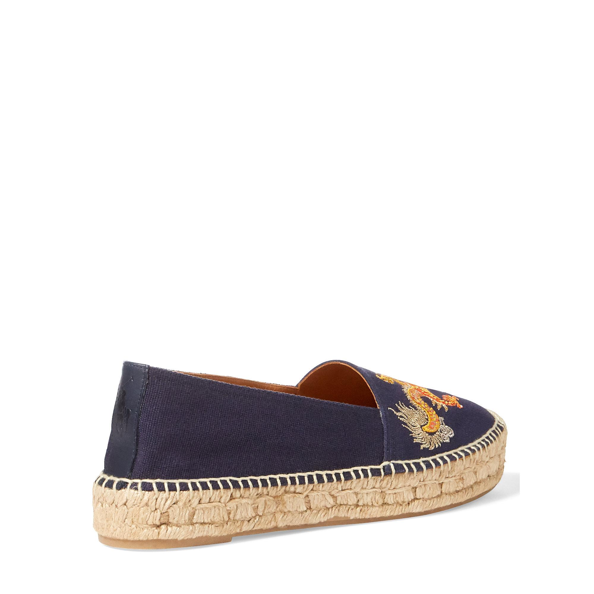 Gallery. Women's Leather Espadrilles