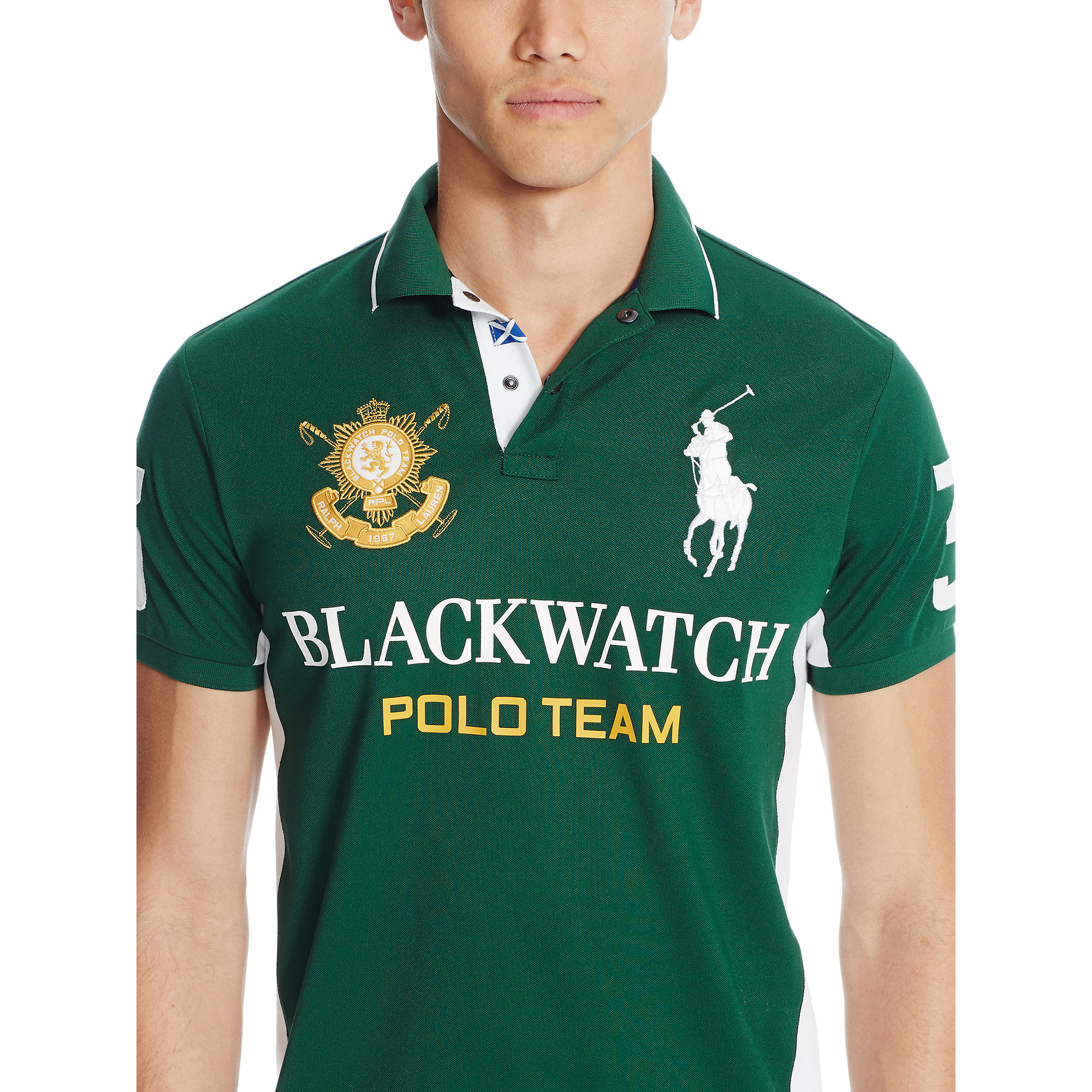 4f0efeec8286 Ralph Lauren Black Watch Polo Shirt   Chad Crowley Productions