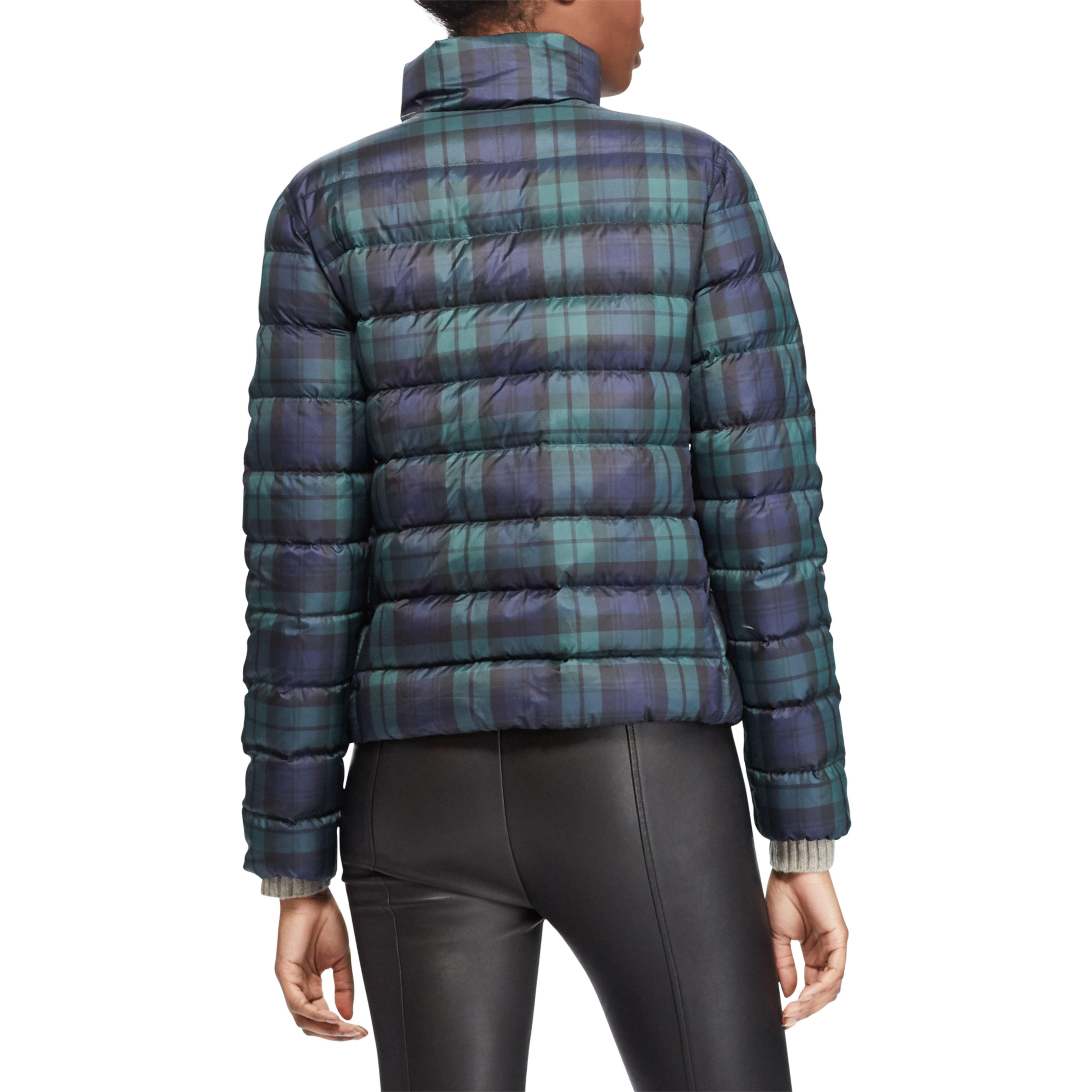 Polo Ralph Lauren Reversible Quilted Down Jacket Lyst