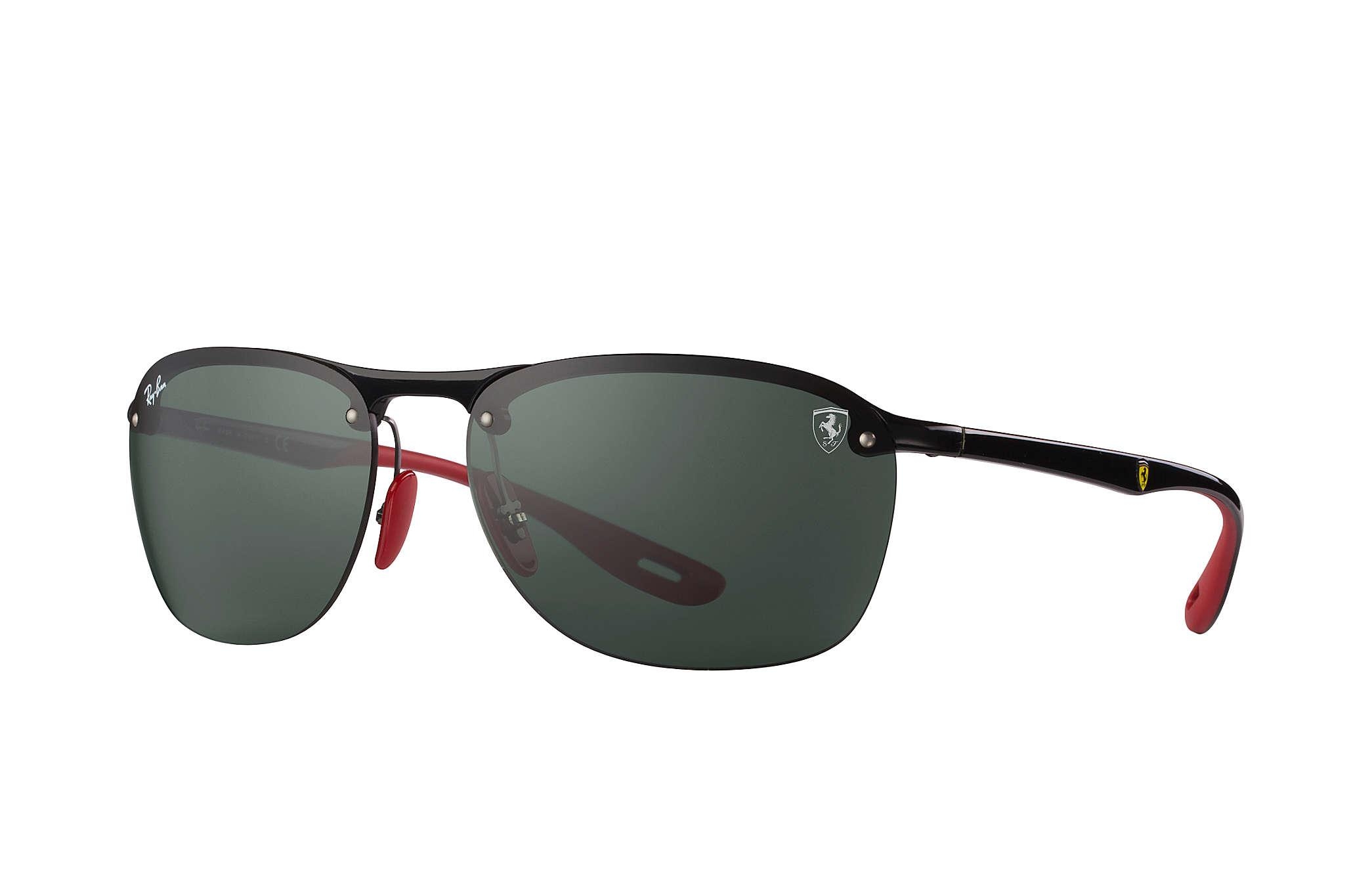 0ccd772513 Ray-Ban Scuderia Ferrari Collection Rb4302m in Black for Men - Lyst