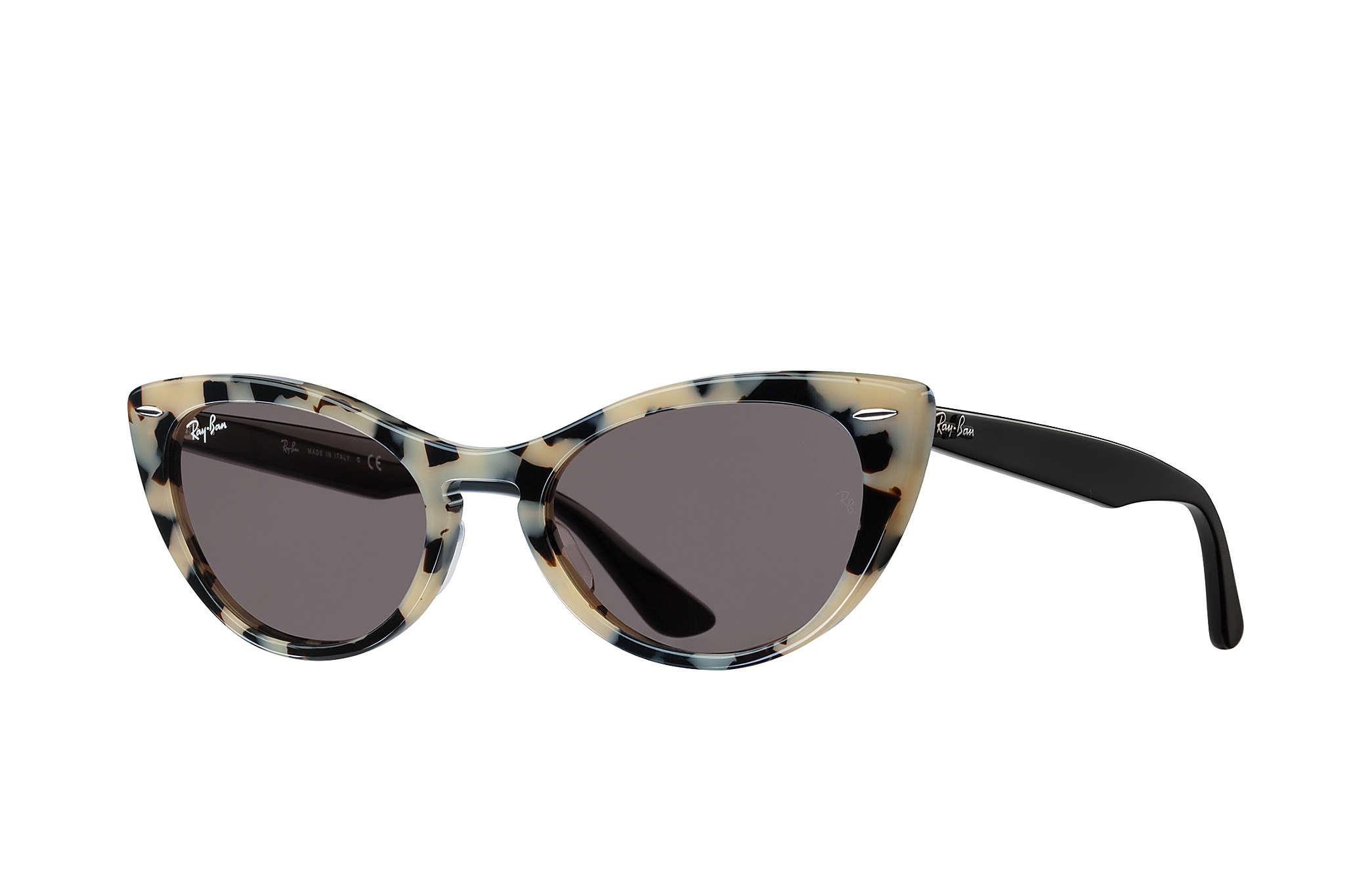 136017b05b2 Lyst - Ray-Ban Nina in Black