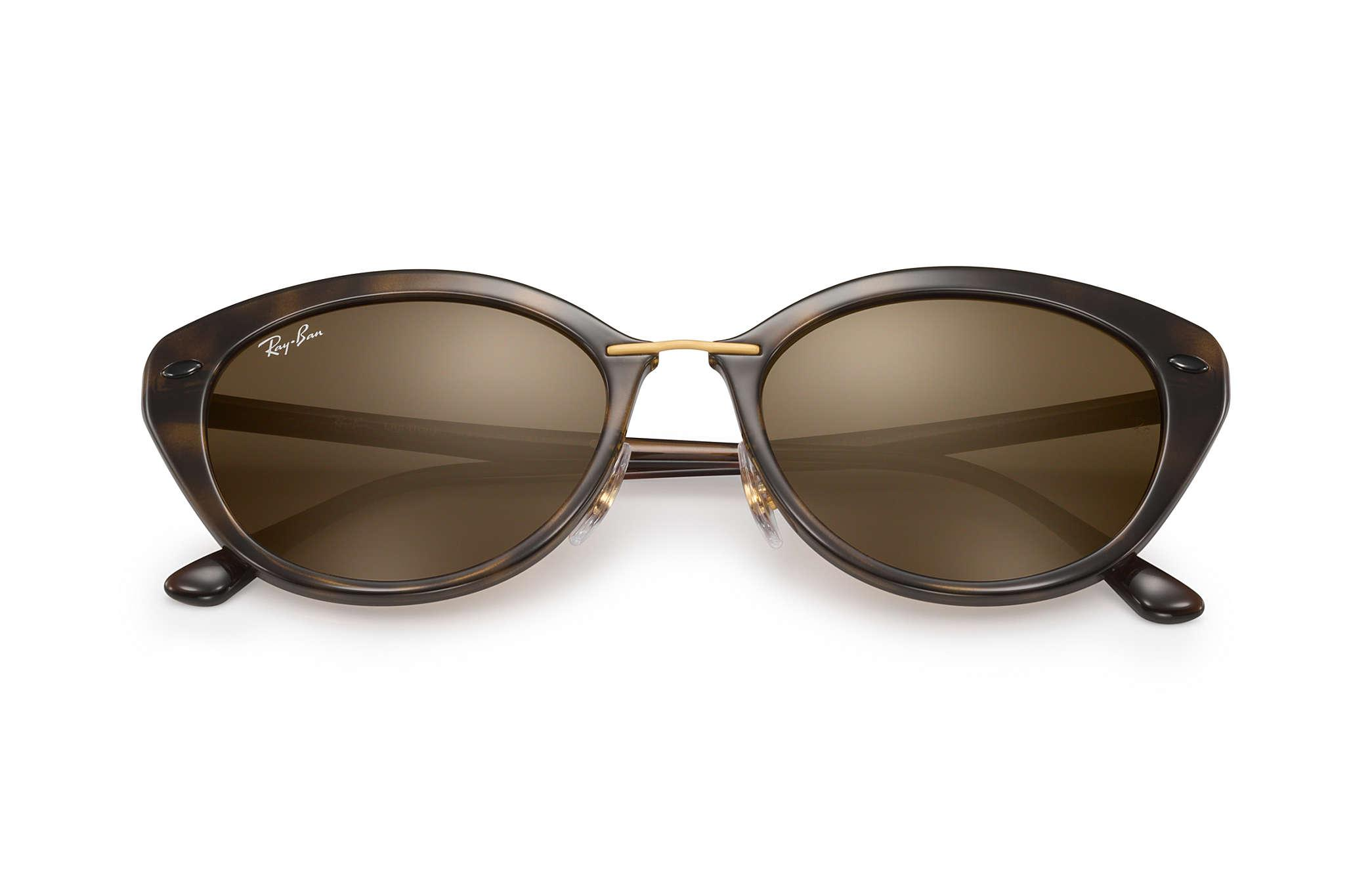 0f9311202f Lyst - Ray-Ban Rb4250 in Brown