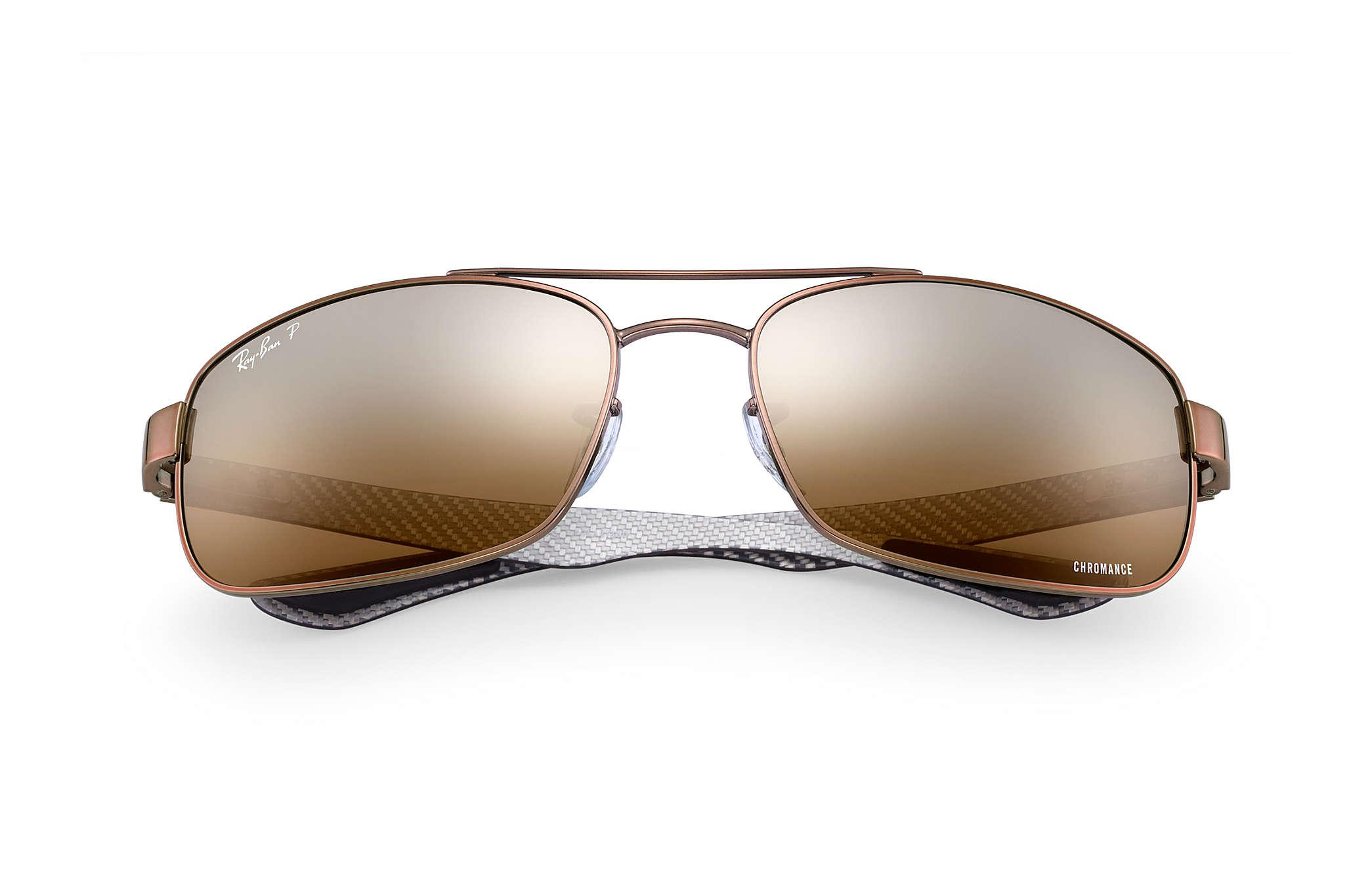ed6c7a657f Ray-Ban - Brown Rb8318 Chromance for Men - Lyst. View fullscreen