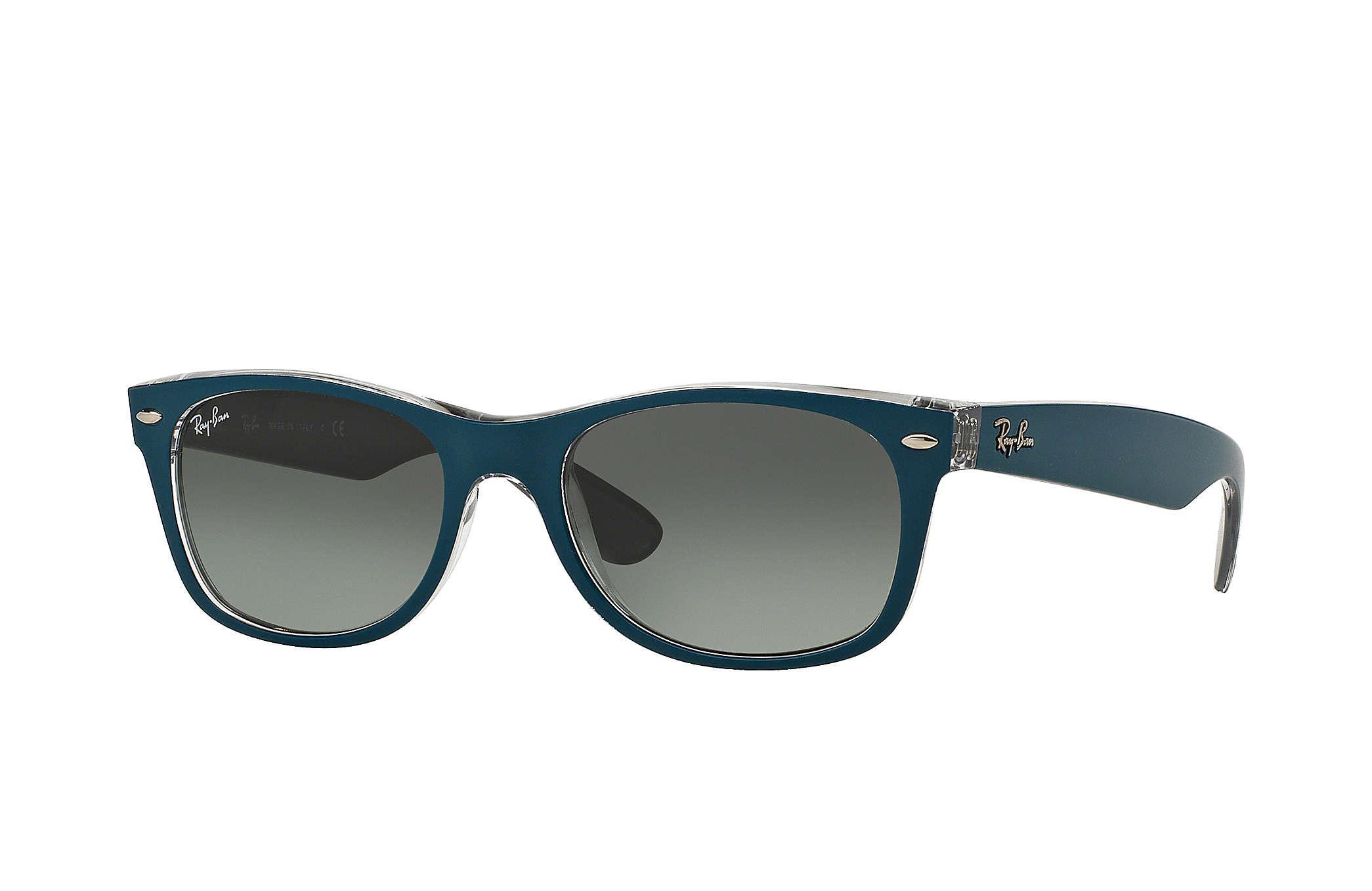 Ray-Ban New Wayfarer Bicolor in Blue for Men - Lyst f209b6290de3