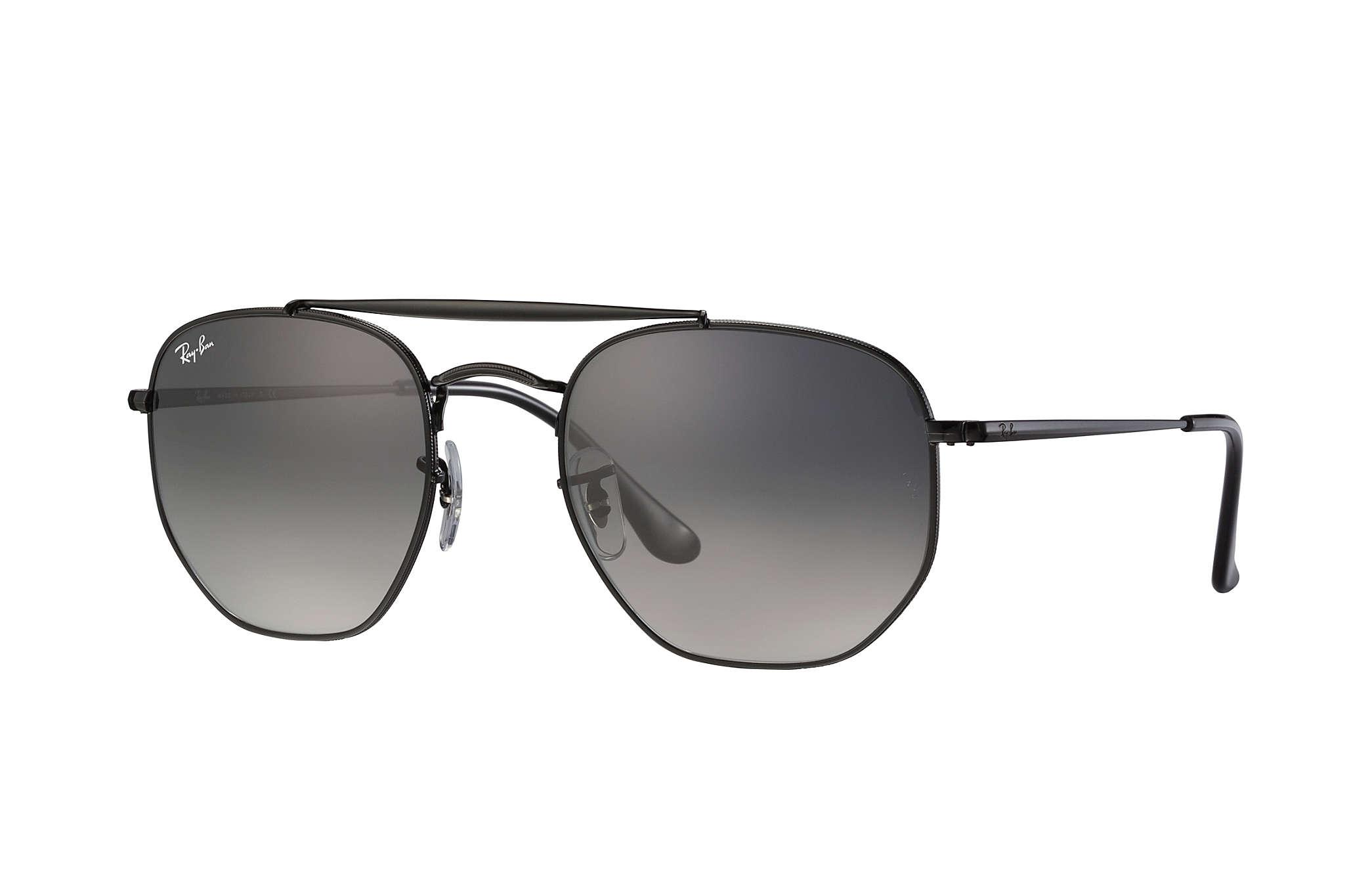22c86a22708 Ray-Ban Marshal in Gray for Men - Lyst