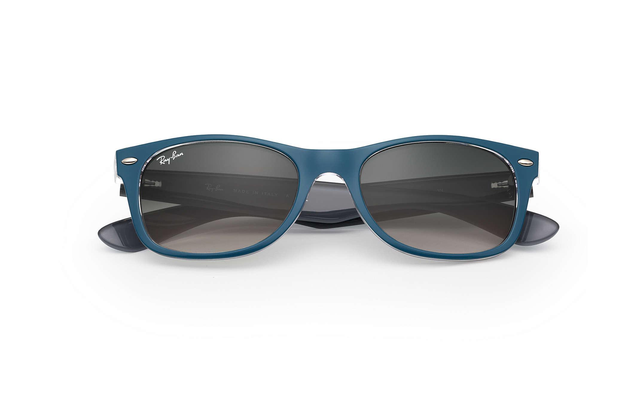 Ray-Ban - Blue New Wayfarer Bicolor for Men - Lyst. View fullscreen 5e9899efcc21