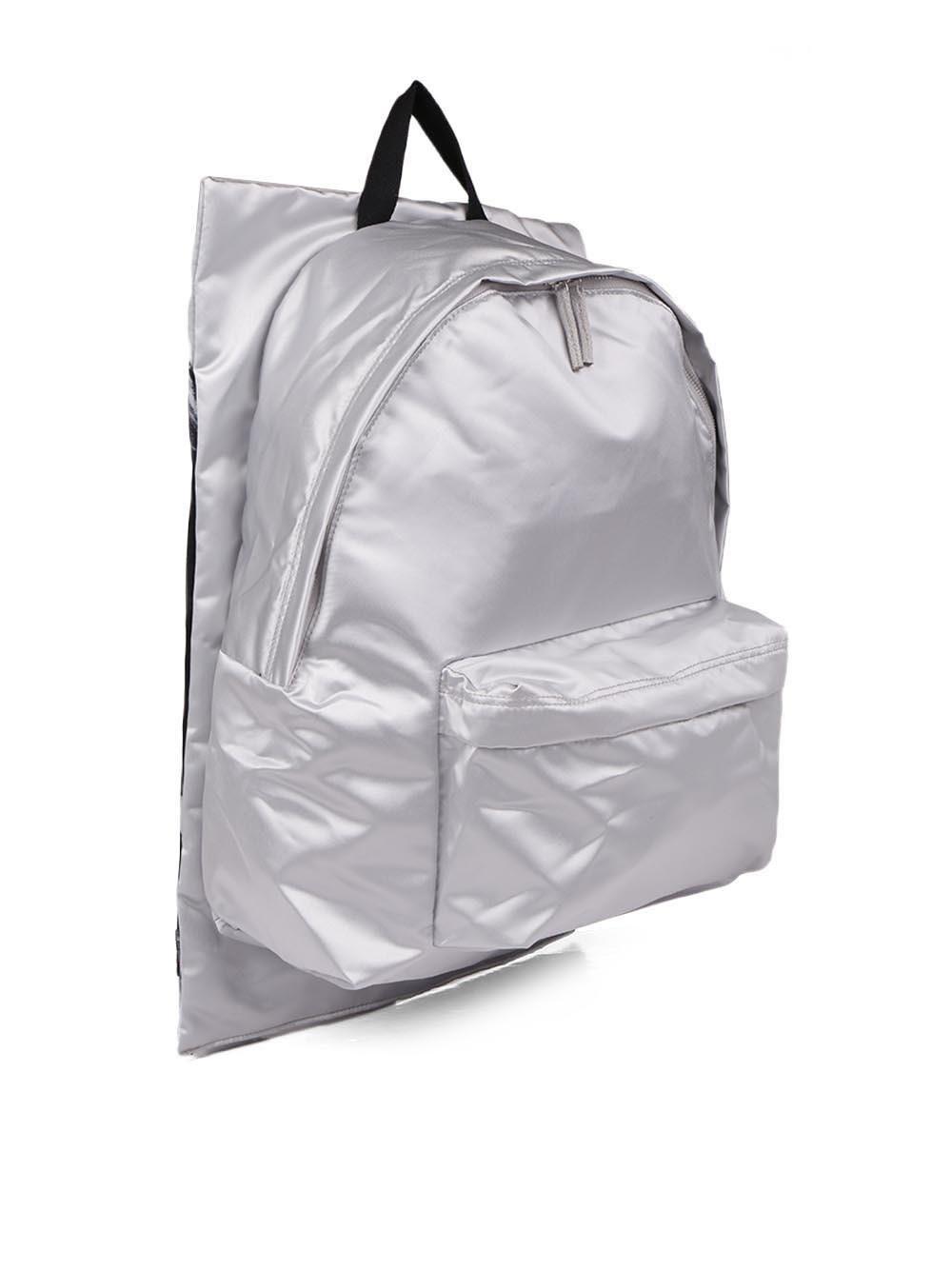 8e7b04305b1 Lyst - Raf Simons X Eastpak Rs Poster Backpack in Metallic for Men