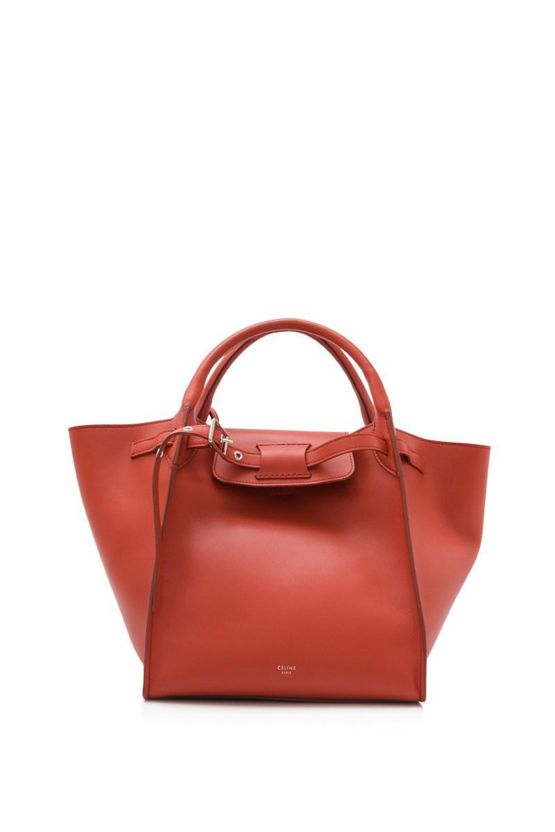Lyst - Céline Céline Small Big Bag in Brown 7994ca5b99c04