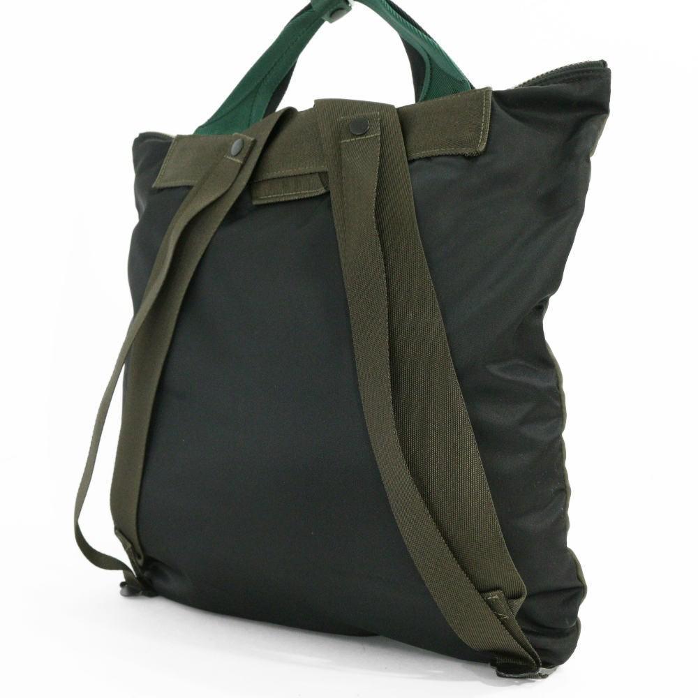caab6ec363 Lyst - Marni Porter   Porter 2 Way Tote Bag Backpack   Khaki X Black ...