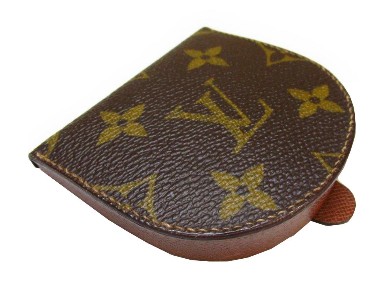 disponible grandes variétés dans quelques jours Women's Brown Monogram Porte Monnaie Cuvette Coin Purse Case M61960