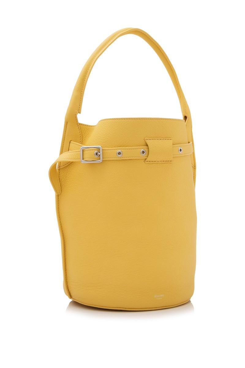 ... Céline Big Bag Bucket - Lyst. View fullscreen 2fc0da7a4b706