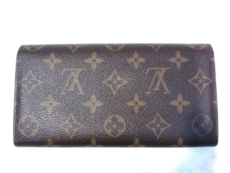 9c71fbdf2c0b Lyst - Louis Vuitton Leopard Portefeuille Sarah Wallet M60106 ...