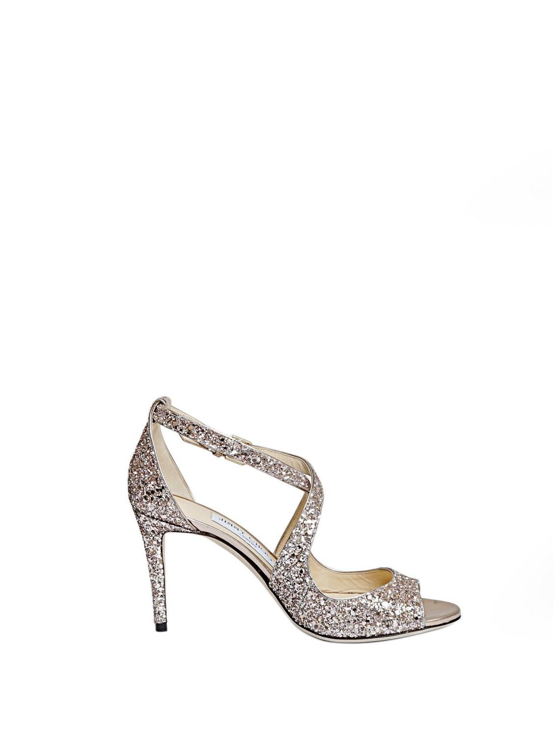 6507e237c7fb2 Gallery. Previously sold at  Reebonz · Women s Jimmy Choo Glitter ...