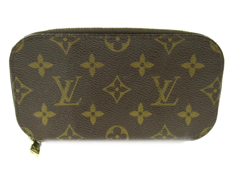 f7ab8d2aba86 Lyst - Louis Vuitton Monogram Trousse Blush Pm Cosmetic Pouch M47510 ...