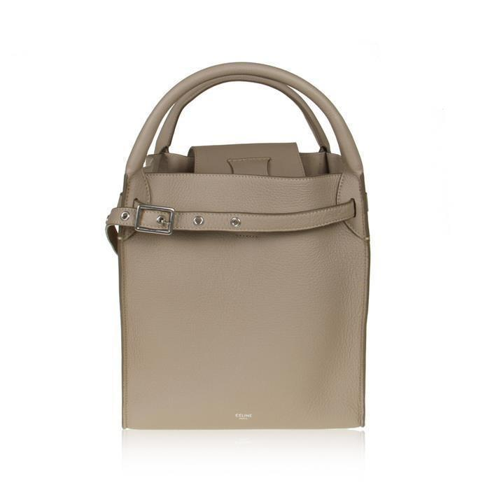 Lyst - Céline Small Big Bag in Brown 1baf3b95a3fda