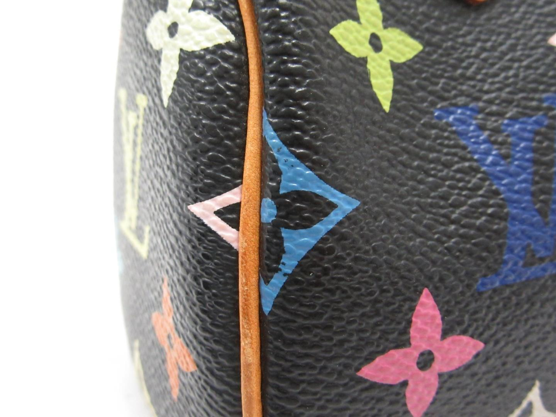 Lyst - Louis Vuitton Mini Speedy Handbag Bag Monogram Multicolore ... 45b6817965885