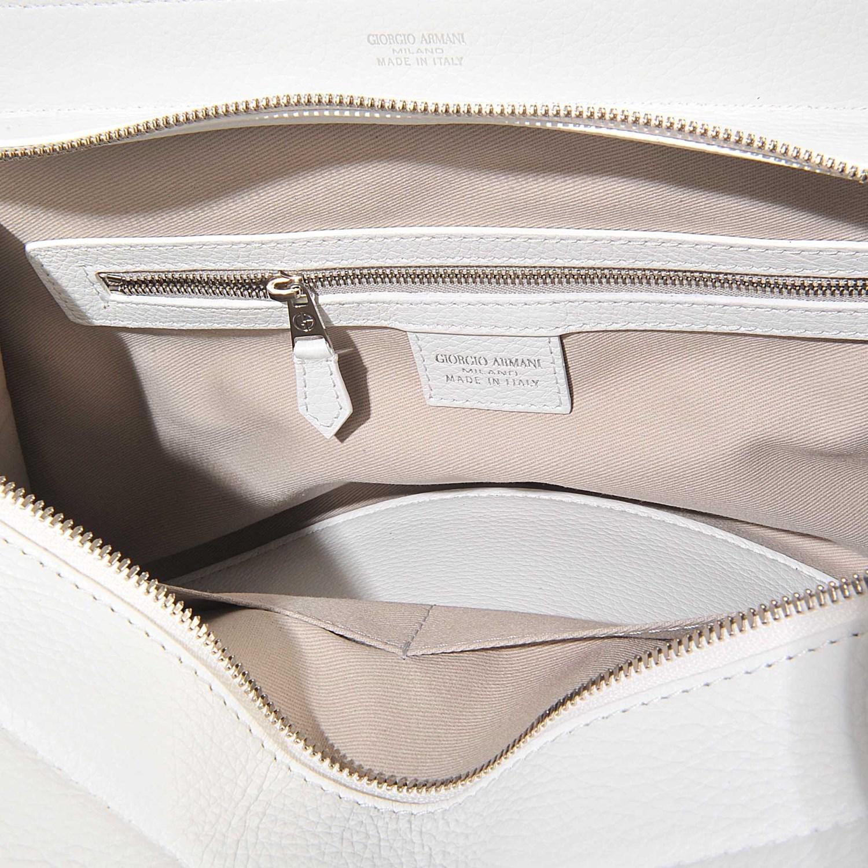Lyst - Giorgio Armani Le Sac 11 Medium Bag 416d4c22fd91d