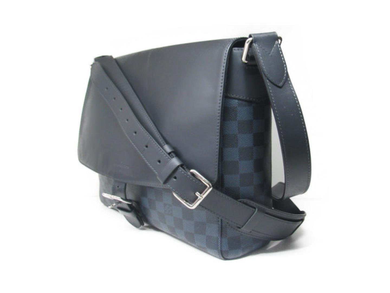 0c281666d456 Lyst - Louis Vuitton Newport Messenger Mm Shoulder Crossbody Bag ...