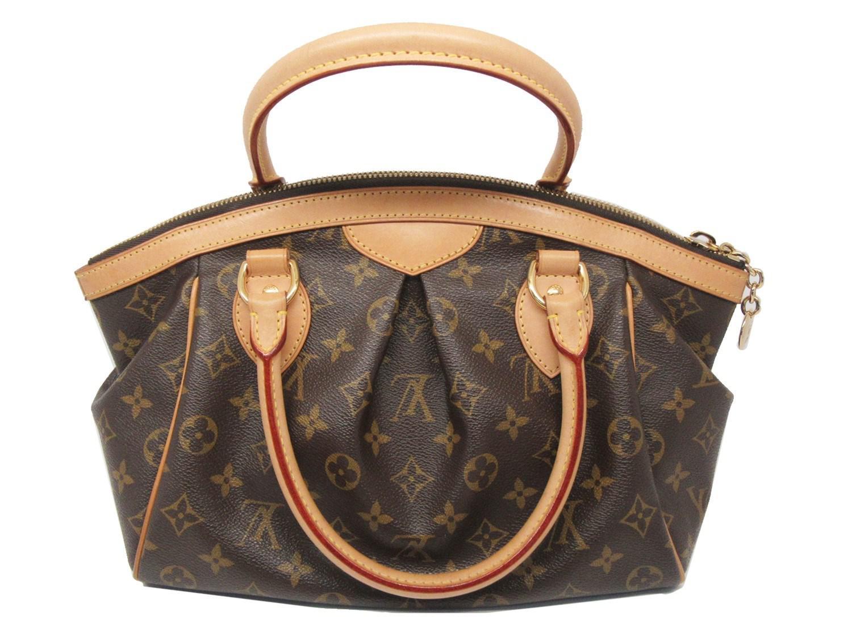 9cefece3d0f5 Lyst - Louis Vuitton Monogram Tivoli Pm Shoulder Hand Bag M40143 in ...